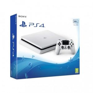 PlayStation 4 500GB Slim D chassis White