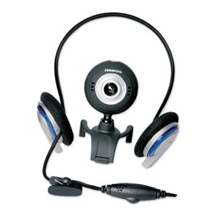 Web kamera Omega C20 Headset
