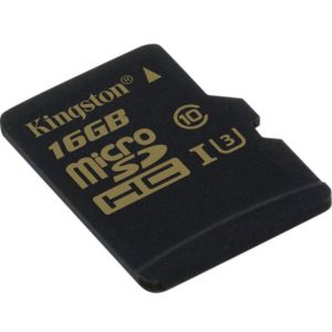 Memori kartica Kingston Micro SD UHS-I 16GB, class 10