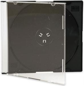 Kutija CD Jewel crna