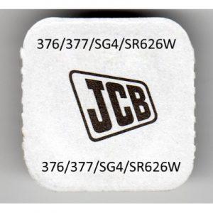 Baterija JCB 376/377/SG4 SR626W 1 komad