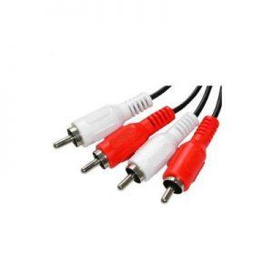 Kabel 2xRCA M-2xRCA M 5m