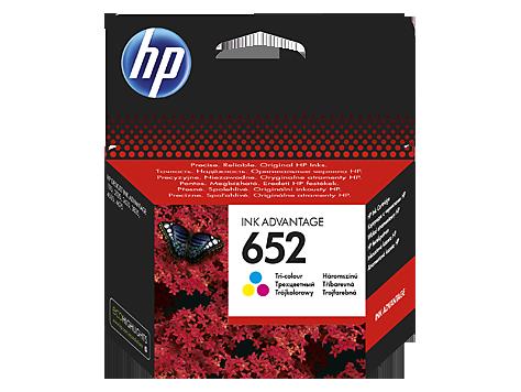 Cartridge HP F6V24AE (652) Col