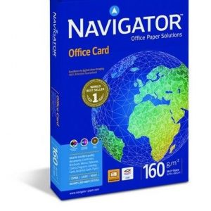 Papir Navigator A4 160g, 250 listova