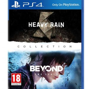 Heavy Rain and Beyond Two Souls Collection PS4