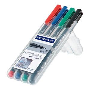 CD flomasteri Lumocolor 1mm, plavi