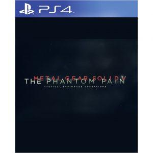 Metal Gear Solid V: The Phantom Pain D1 Edition