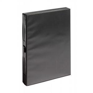 Kutija DVD crna