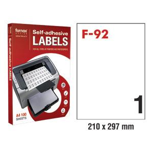 Papir Fornax nalj. 210x297 (F-92)