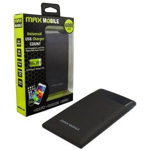 MM POWER BANK Y303 6000mAh Duo 2.1A