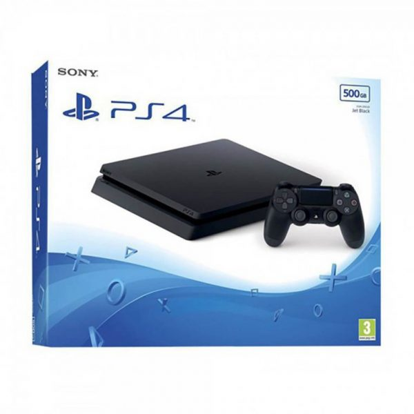 PlayStation 4 500GB Slim D Chassis Black