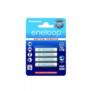 Baterija Eneloop punjiva AAA ready-to-use 1 komad