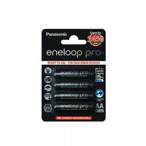 Baterija Eneloop PRO punjiva AA ready-to-use 1 komad