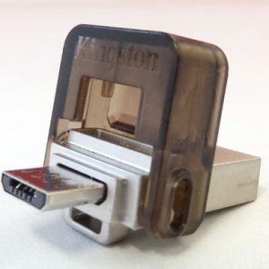 USB Flash Drive Kingstone DT Duo 3.0, 16GB