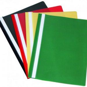 Fascikla A4 s mehanizmom u bojama (deblje dno)
