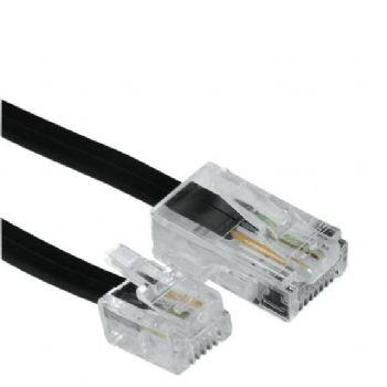 Kabel telefonski Hama 3m