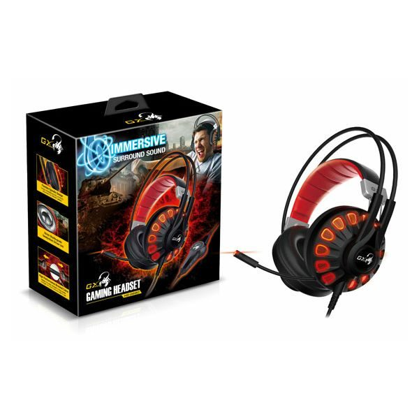 Gaming (igraće) Slušalice Genius HS-G680 7.1