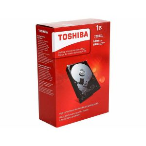 Hard disk Toshiba P300 1TB, 64MB, 7200rpm