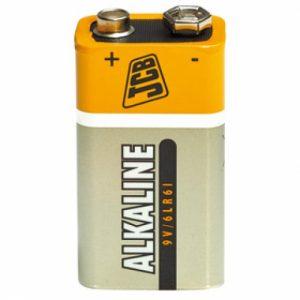 Baterija JCB SUPER ALKALINE 9V, 6LR61 1 komad