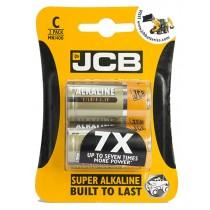 Baterija JCB SUPER ALKALINE C, LR14 1,5V 1 komad