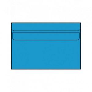 Kuverta B6 plava