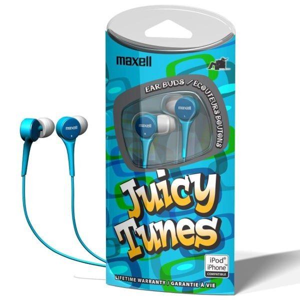Slušalice Maxell colour Juicy tunes