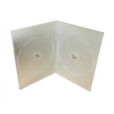 Kutija DVD prozirna dupla