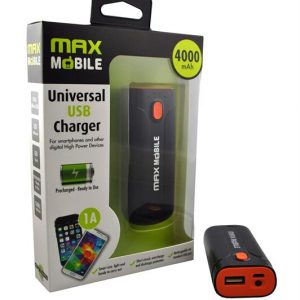 MM POWER BANK Clip 4000mAh