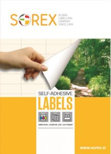 Papir Sorex 210-297 nalj.bij.perf. 210,0x297,0mm, 100/1