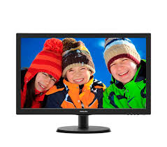 "Philips 21,5"" 223V5LHSB2 LED, VGA, HDMI"