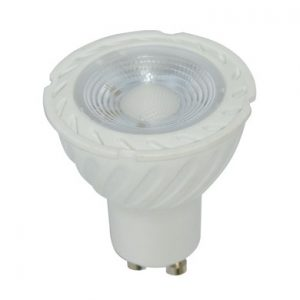 Žarulja LED GU10, 8W, 6400K