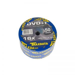 DVD R Traxdata 16x Spindle ,komad